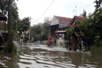 Banjir Setinggi 1 Meter Rendam Ribuan Rumah 8 Desa di Cilacap
