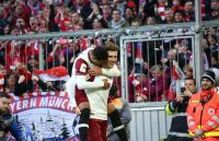 Bayern vs Augsburg, Die Roten Amankan 3 Poin di Allianz Arena