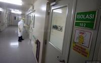 PDP Corona di Sumsel: 2 Orang Meninggal dan 5 Pasien Diisolasi