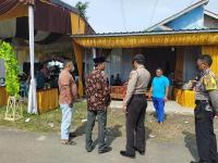 Pandemi Corona, Polisi Bubarkan Resepsi Pernikahan di Majalengka