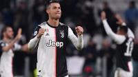 Szczesny Benarkan Ronaldo Beli Komputer untuk Skuad Juventus
