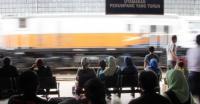 Pandemi Covid-19, Sejumlah Perjalanan KA di Daop 4 Semarang Dibatalkan
