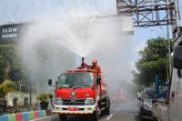 3 Daerah di Malang Raya Disemprot Disinfektan Cegah Corona