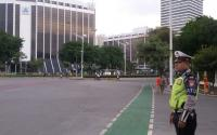 Pandemi Corona, 5 Jalan Protokol di Semarang Tutup 24 Jam
