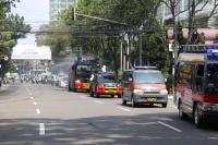 Tangkal Corona, 5.312 Desa di Jawa Barat Lakukan Penyemprotan Disinfektan