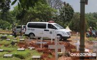 Dua Jenazah Pasien Covid-19 Dimakamkan di Lahan Khusus Kota Semarang