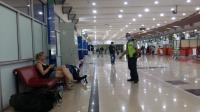 Bandara Sam Ratulangi Manado Mulai Sepi, Banyak Penerbangan Dibatalkan