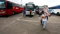 Screening Pemudik Tak Efektif karena Banyak Bus Tak Mau Masuk Terminal