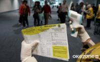 Hari Ini 156 Pekerja Migran dari Malaysia Tiba di Jatim, Langsung Jalani Rapid Test Corona