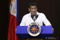 Presiden Duterte Perpanjang <i>Lockdown</i> Filipina hingga 30 April
