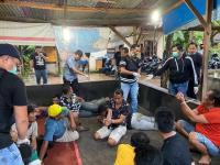 Polisi Gerebek Judi Sabung Ayam di Jambi, 17 Orang Ditangkap