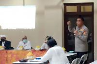 Pulang dari Dikjur Lemdikpol di Sukabumi, 16 Polisi Asal Bali Dikarantina