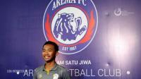 Tekad Nurdiansyah Bawa Arema FC Juarai Liga 1 2020