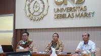 UNS Masuk Kampus Paling Diminati Berkat Peserta SNMPTN 2020 Meningkat