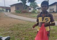 Kisah Bocah Malaysia Tidak Makan 3 Hari karena Ayahnya Tak Bisa Kerja Terdampak <i>Lockdown</i>