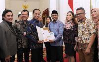 Glenn Fredly Berpulang, Jokowi: Karyanya Akan Tetap Abadi dan Kita Nikmati