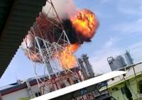 Usai Terbakar, Proyek Pertamina CPP Gas Gundih Di-<i>Shutdown</i>