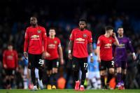 Rashford Minta Man United Perbaiki Mental Bermain