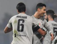 Khedira Merasa Beruntung Bisa Bermain Bersama Ronaldo
