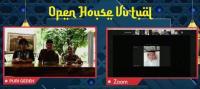 Serunya <i>Open House</i> Virtual Ganjar Pranowo Bersama Warga