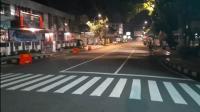 Tasikmalaya Sepi di Malam Lebaran 2020
