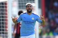 Aguero Tidak Akan Pergi dari Man City pada Akhir Musim Ini