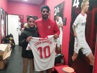 Gara-Gara Istri Banega, 4 Pemain Sevilla Ketahuan Langgar Aturan Lockdown