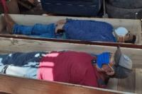 Ketahuan Langgar Jaga Jarak, Wali Kota Ini Pura-Pura Mati saat Akan Ditangkap