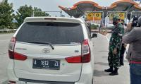 Tanpa SIKM, Kendaraan Melintas di Cirebon Menuju Jakarta Akan Diputar Balik
