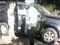 Anggota Polrestabes Bandung yang <i>Ngamuk</i> Tak Pakai Masker Ternyata Mau Mudik