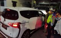 Polda Metro Menindak 40 Ribu Kendaraan Pelanggar Larangan Mudik