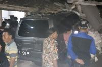 Polisi Sebut Kapolsek Penabrak Rumah Juga Sebagai Korban