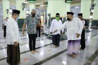 Begini Skema <i>New Normal</i> Masjid Agung Kauman Semarang