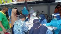 2 Pedagang Positif Covid-19, Pasar Sumber Cirebon Ditutup Selama 14 Hari