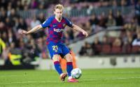 De Jong Sadar Dirinya Masih Harus Beradaptasi di Barcelona