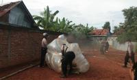 Polisi Razia Balon Udara Berisi Petasan, Sejumlah Warga Kocar-Kacir