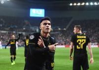 Lautaro Martinez Turut Curi Perhatian Man United