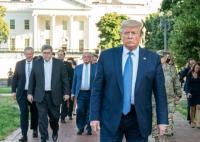 Kematian George Floyd: Media China, Rusia hingga Iran Kritik Trump Atas Pelanggaran Hak Demokrasi