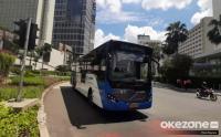 Berikut 10 Aturan bagi Penumpang Transjakarta Selama PSBB Transisi