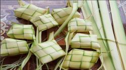 FOOD STORY: Wow! Ini Lho 6 Bentuk Ketupat Khas Indonesia yang Wajib Anda Tahu