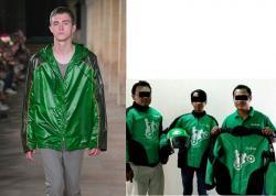 Jaket Hijau Hermes Jadi Perbincangan Netizen karena Mirip dengan Jaket Driver Gojek