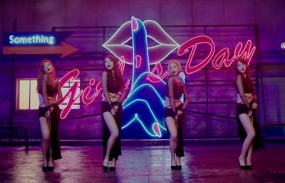 """Tampil Imut, Girl's Day Dicap Girl Group """"Terpanas"""" di Korea"""