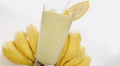 Cara Membuat Brown Banana Smoothies