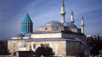 Makam Sufi di Turki Terlaris Dikunjungi Turis