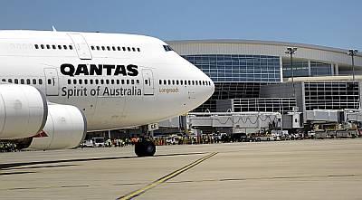 Qantas Terbang 16 Jam Nonstop