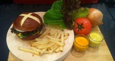 Burger Terbaru dari Wendy's