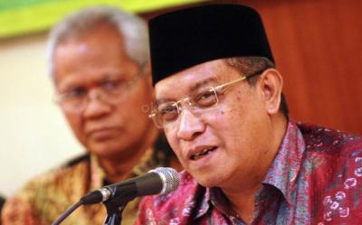 Said Aqil Bakal Siapkan Kartu Anggota NU untuk Prabowo