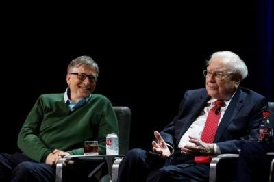 10 Orang Terkaya di Sektor Keuangan, Nomor 1 Sahabat Bill Gates