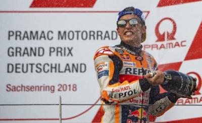 Legenda MotoGP Tak Permasalahkan Gaya Membalap Marquez