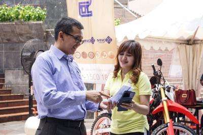 Rayakan Ulang Tahun ke-4, MNC Bank Gelar Bazar Funt4stic Year